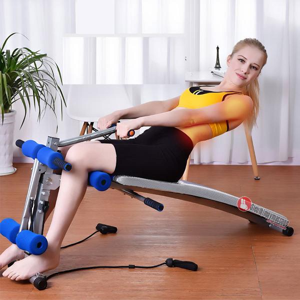 vì sao bạn nên tập với ghế tập cơ bụng - Sieumuanhanh