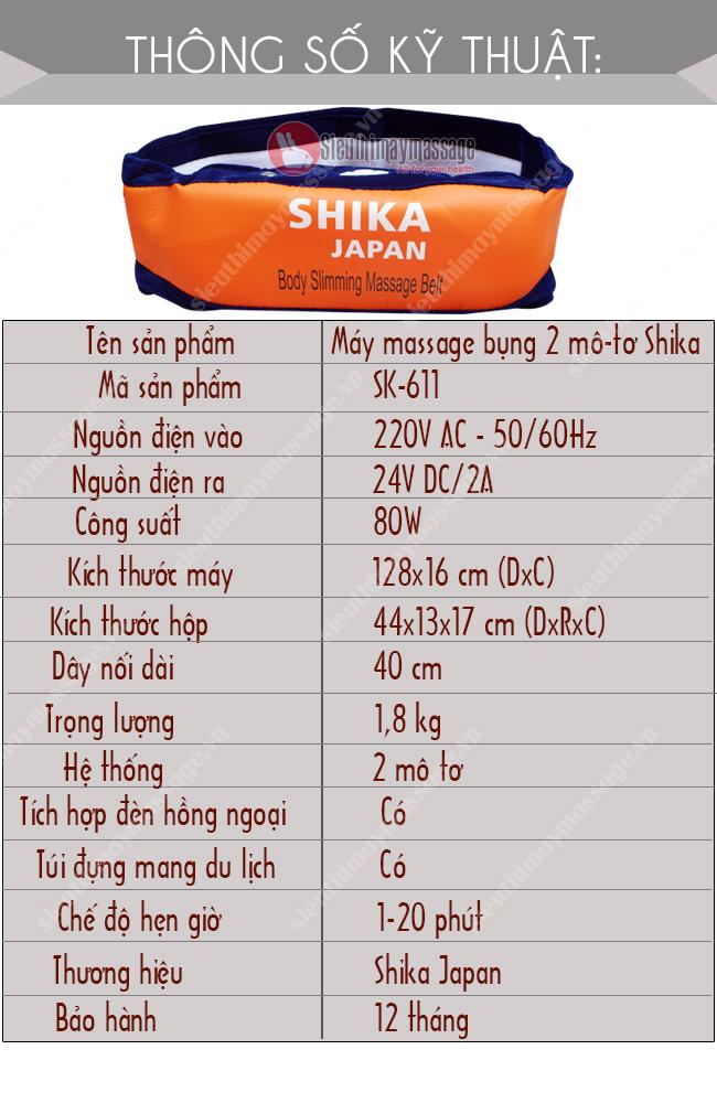 may-massage-bung-shika-cao-cap-sk-611-2