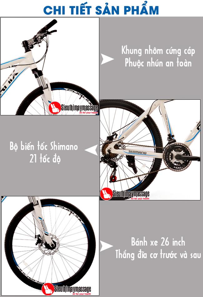 xe-dap-fornix-m200-trang-2