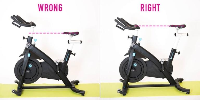 dap xe dap the duc dung chuan 3 - Sử dụng xe đạp tập thể dục đúng chuẩn