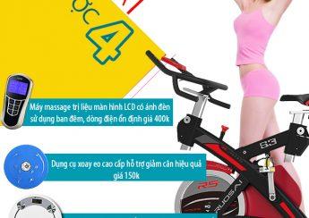 may tap xe dap cho phu nu hien dai 3 345x244 - Máy tập xe đạp - máy tập cho người phụ nữ hiện đại