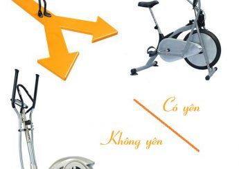 so sanh xe dap tap co yen hay khong co yen 345x244 - So sánh dòng xe đạp tập có yên và không có yên