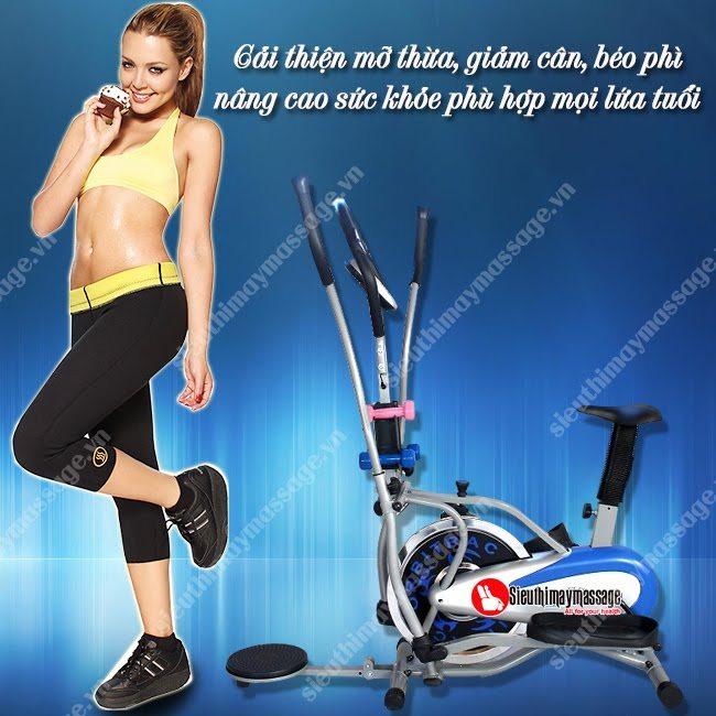 lo trinh giam can bang may tap xe dap tai nha 2 - Lộ trình giảm cân bằng máy tập xe đạp tại nhà