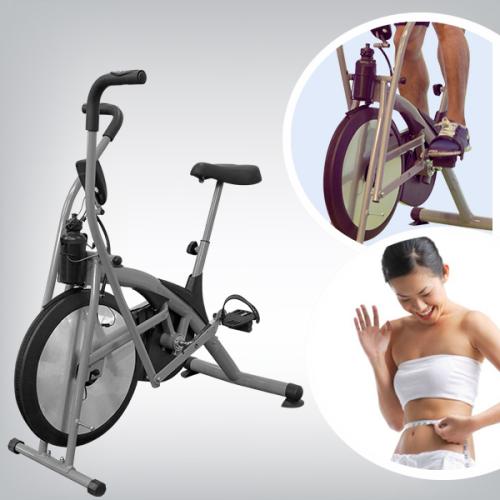 may tap xe dap giup giam mo bung 4 - Máy tập xe đạp tại nhà giúp giảm mỡ bụng