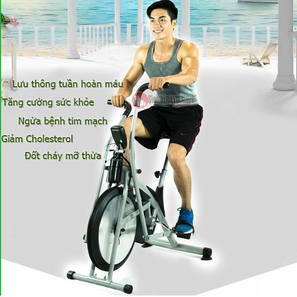 thuong hieu air bike - Thương hiệu xe đạp tập thể dục uy tín bạn nên mua
