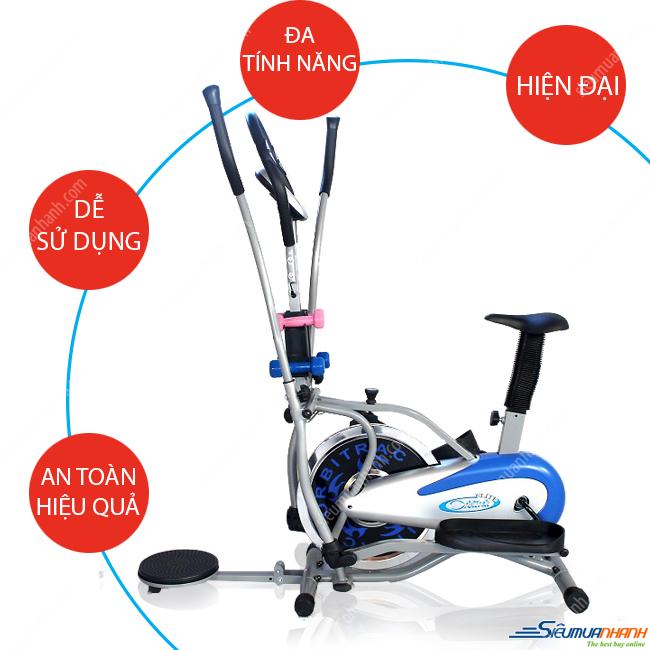 thuong hieu orbitrack - Thương hiệu xe đạp tập thể dục uy tín bạn nên mua