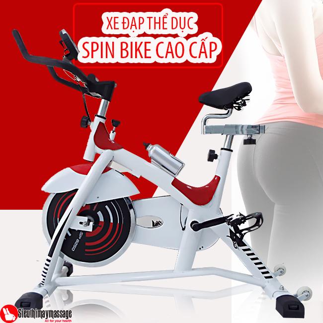 thuong hieu spin bike 1 - Thương hiệu xe đạp tập thể dục uy tín bạn nên mua