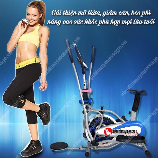 vi sao xe dap the duc ngay cang duoc ua chuong 3 - Vì sao xe đạp tập thể dục lại ngày càng được ưa chuộng?