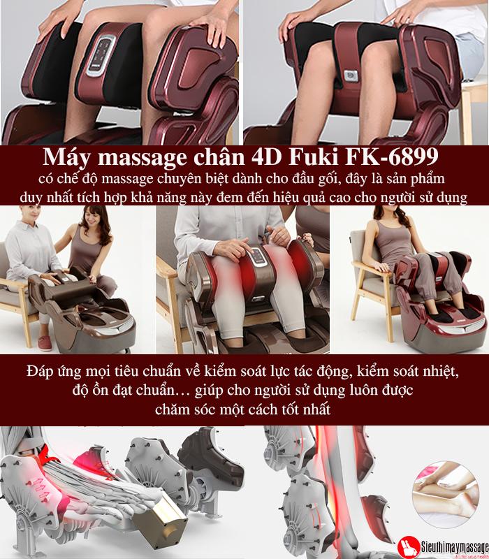 may massage chan 4 d Fuki FK 6899 6 - Máy massage chân 4D Fuki FK-6899 (Dòng cao cấp)