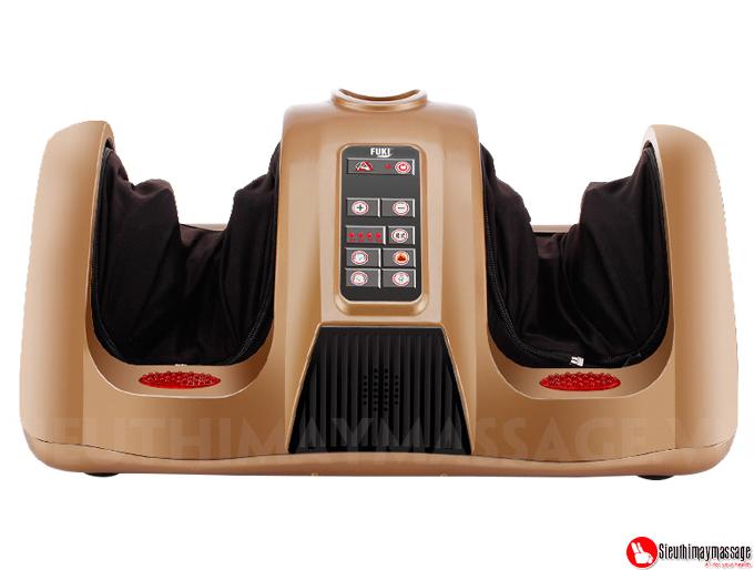 may massage chan fuki nhat ban fk 6891 vang gold 1 - Máy Massage Chân Nhật Bản Fuki FK-6891 (Vàng Gold)