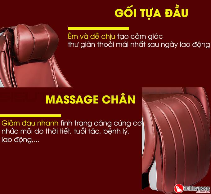 ghe massage toan than oto II zone 11 - Ghế massage OTO EQ-09S
