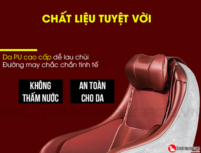 ghe massage toan than oto II zone 9 - Ghế massage OTO EQ-09S