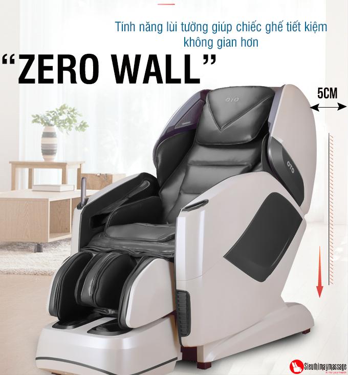 ghe massage toan than oto pe 09 xam 17 - Ghế massage toàn thân OTO Prestige PE-09 (màu xám)