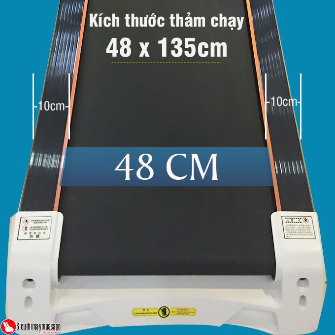 may chay bo califit cf 800 a 9 - Máy chạy bộ đa năng CALIFIT VICTORIA CF-800A