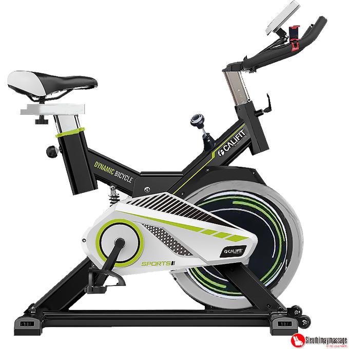 xe dap tap the dục CALIFIT SPORT CF 588 A 1 - Xe đạp tập thể dục CALIFIT SPORT CF-588A
