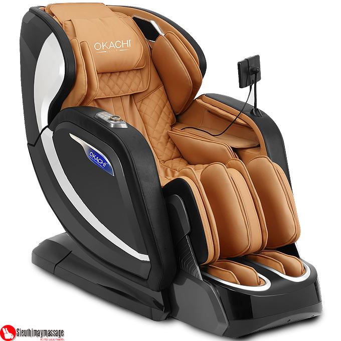 ghe massage okachi jp i 89 1 - Ghế massage toàn thân OKACHI Luxury 4D JP-I89 (Cao cấp)