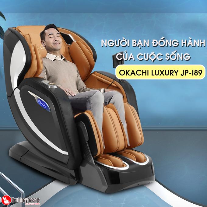 ghe massage okachi jp i 89 12 - Ghế massage toàn thân OKACHI Luxury 4D JP-I89 (Cao cấp)
