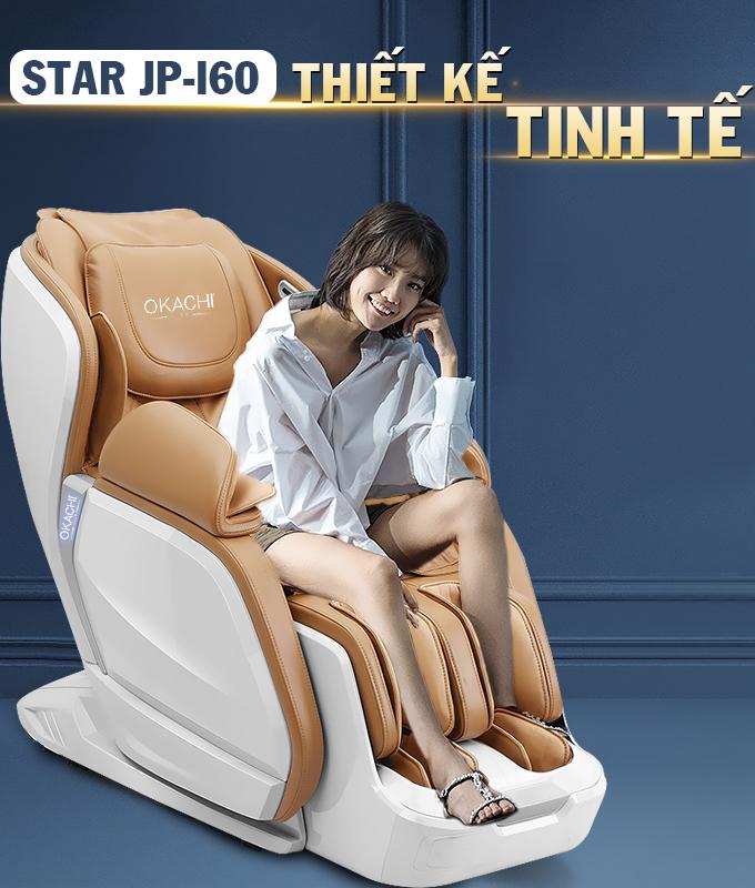 ghe massage okachi star jp i 60 200 - Ghế massage toàn thân OKACHI Star JP-I60
