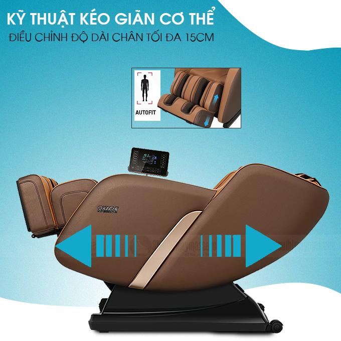 ghe massage toan than okachi luxury jp i 79 4 - Ghế massage toàn thân OKACHI Luxury JP-I79