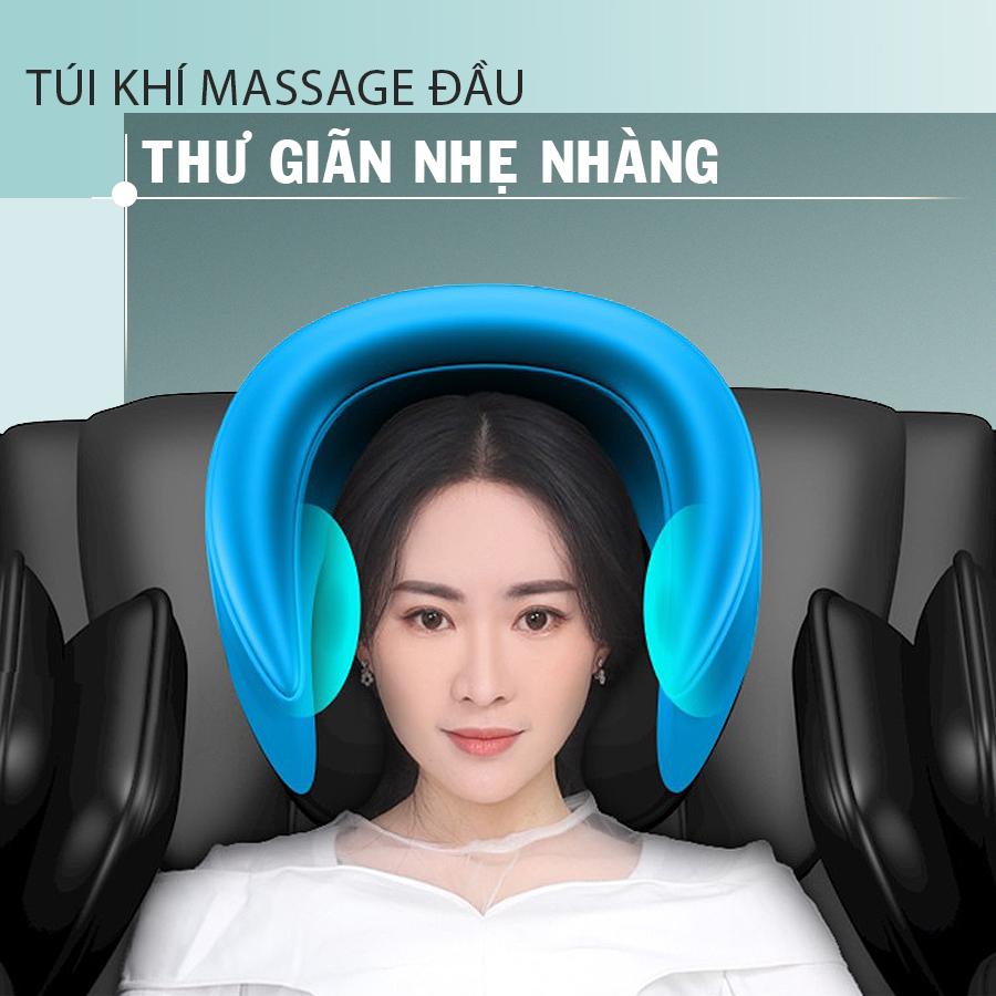 ghe massage okachi Luxury Star JP I 9 xanh 7 - Ghế massage toàn thân OKACHI LUXURY Star JP-I9 (xanh)